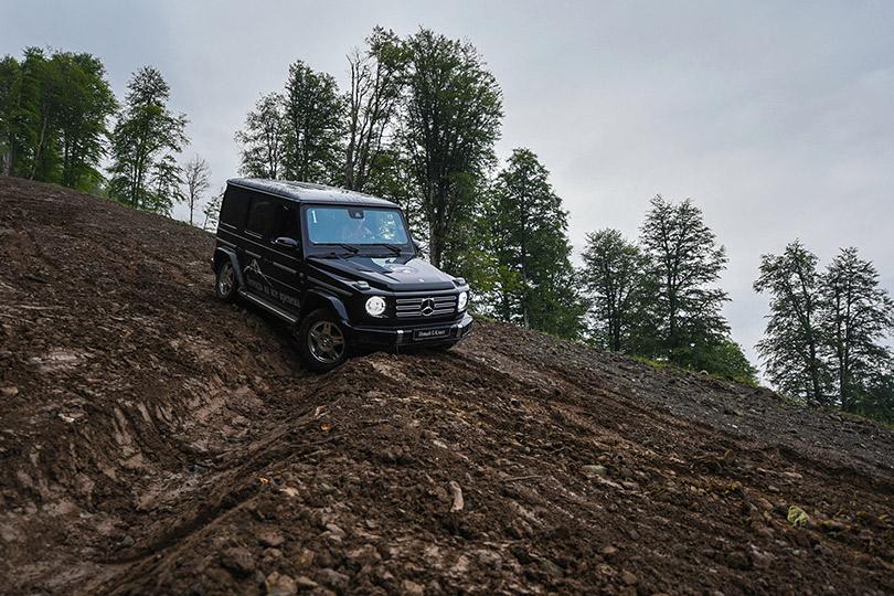 Авто сЯном Коомансом: новый Mercedes G-Class— старая школа, новый директор