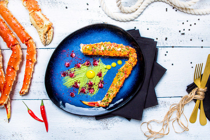 Новый ресторан: Mollusca— жемчужина внутри