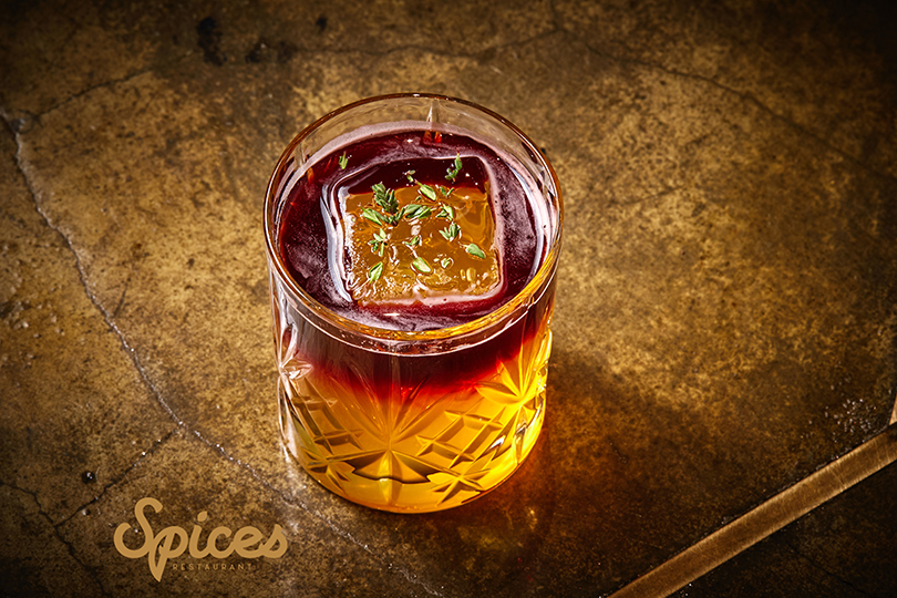 Spices: философский Thyme toDrink