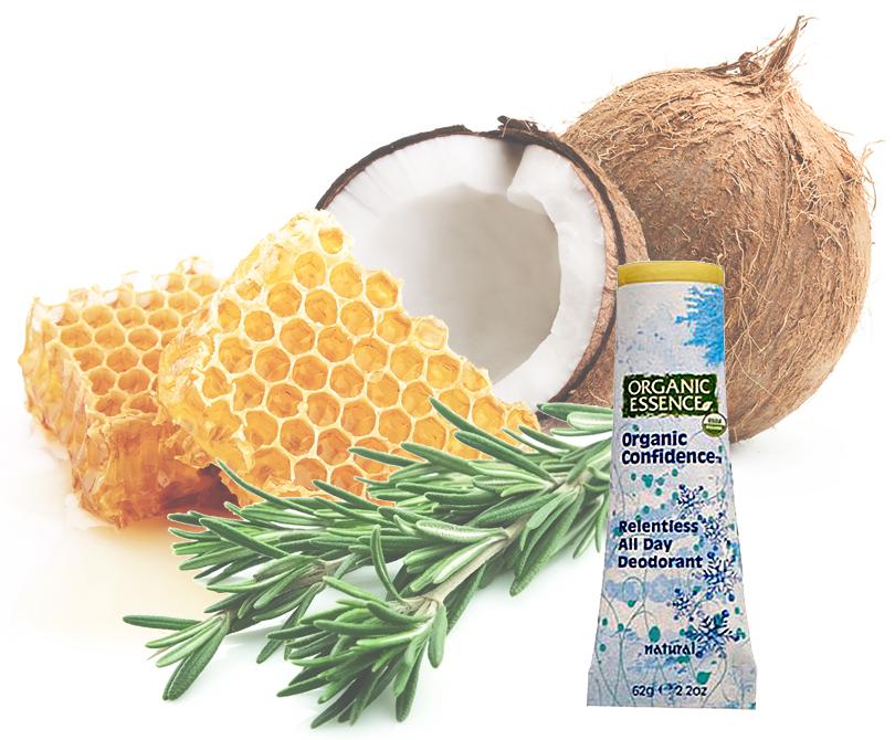 Total Beauty: красавицы не потеют? Натуральные дезодоранты и другие методы борьбы с потоотделением. Organic Essence Relentless All-Day Deodorant