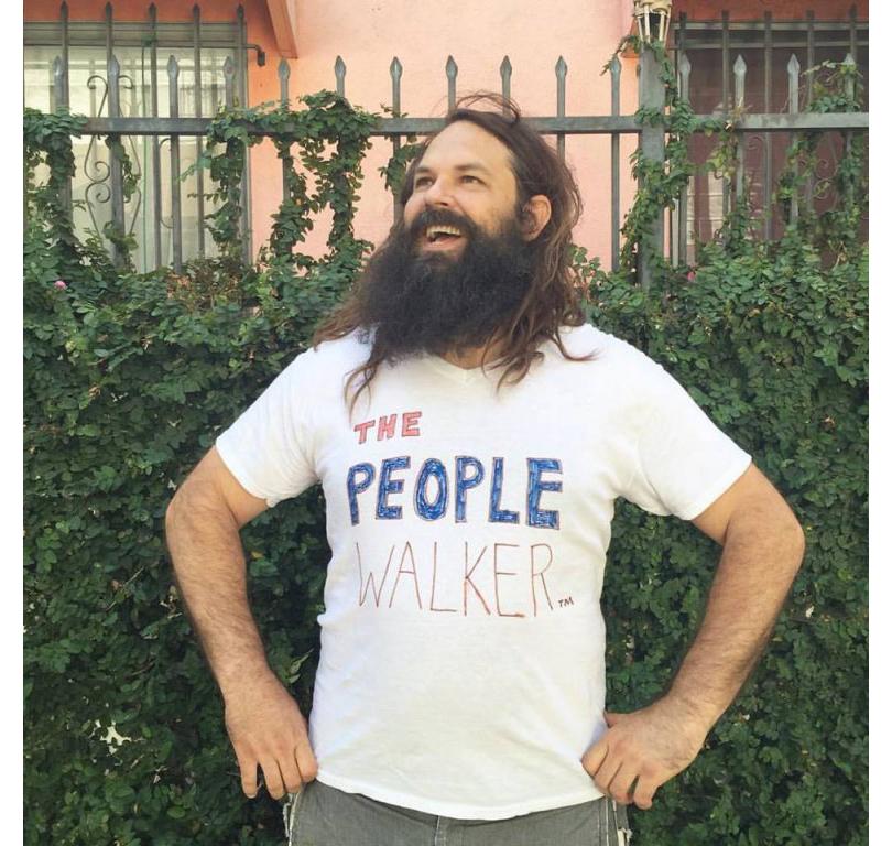 Общество: People Walker — гуляю с незнакомцами за 4 доллара/километр