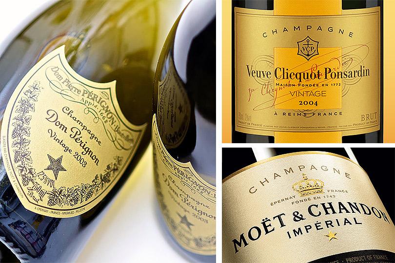 Досье: праздничный напиток— шампанское. Как выбирать?