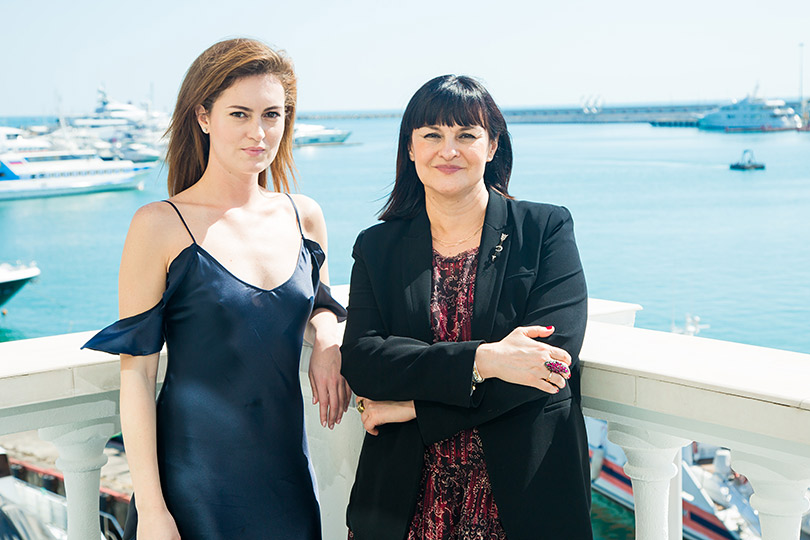 КиноБизнес изнутри с Ренатой Пиотровски: эксклюзивное интервью с Ситорой Алиевой