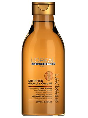 Питательный шампунь для сухих волос Nutrifier, L'Oréal Professionnel