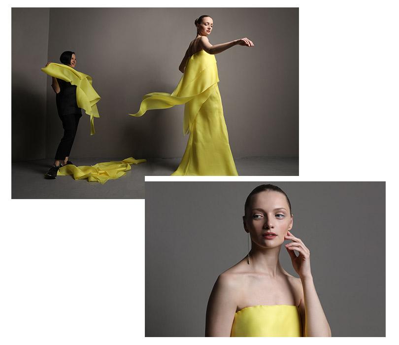 Дизайнер Светлана Тегин— оконцептуальной моде, современном искусстве иперфекционизме вдеталях