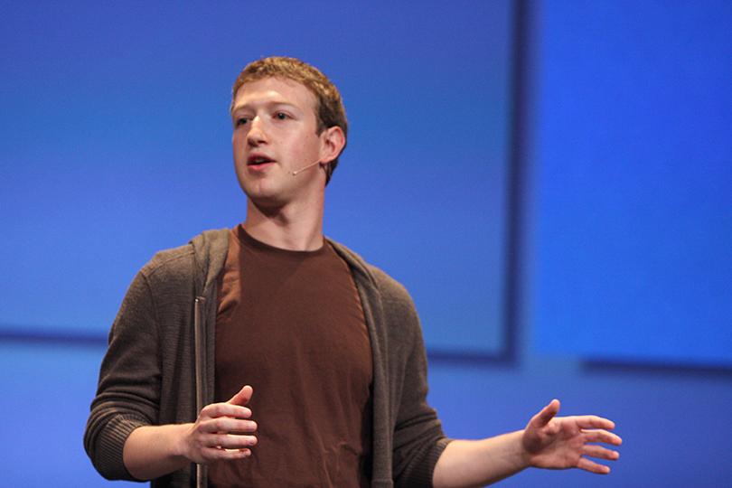 Самые богатые мужчины и их часы. Марк Цукерберг