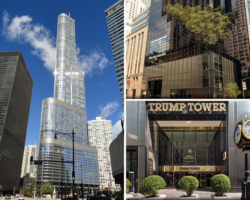 Tramp Tower, сделавшая Дональда Трампа знаменитым