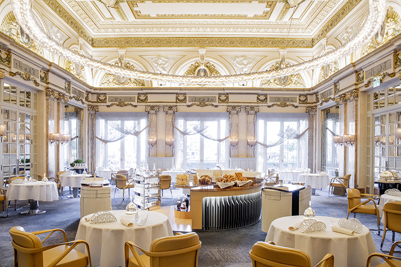 Ресторан Алена Дюкасса Le Louis XV