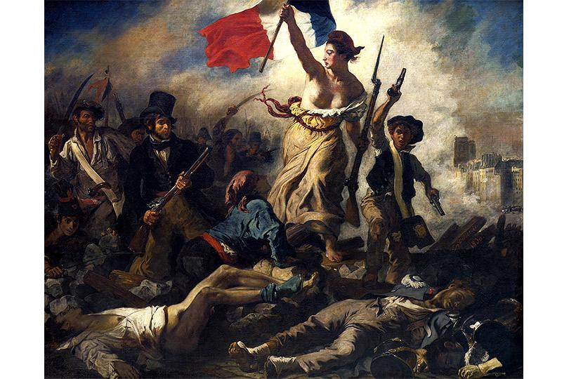 «Делакруа (1798–1863)» Лувр, Париж, Франция  До 23 июля