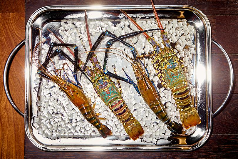 Новый ресторан: Wine &Crab вБарвихе