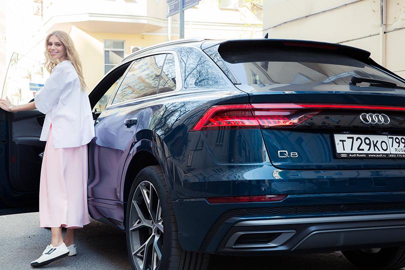 Women in Power: Ясмина Муратович & Audi Q8