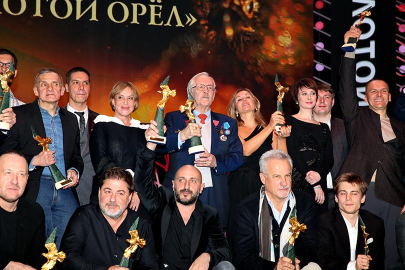 КиноТеатр: премия «Золотой орел» в 2017 году.