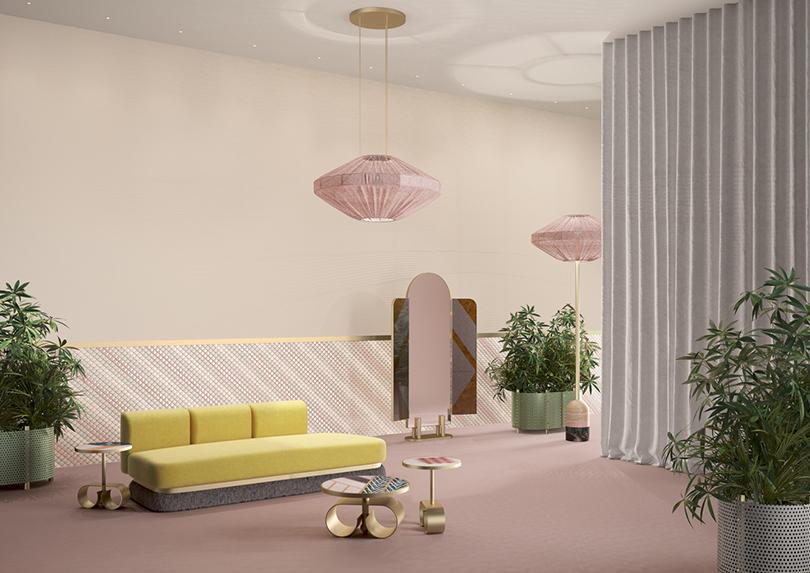 Дизайн &Декор: мебельная коллекция Fendi Happy Room наярмарке Design Miami.