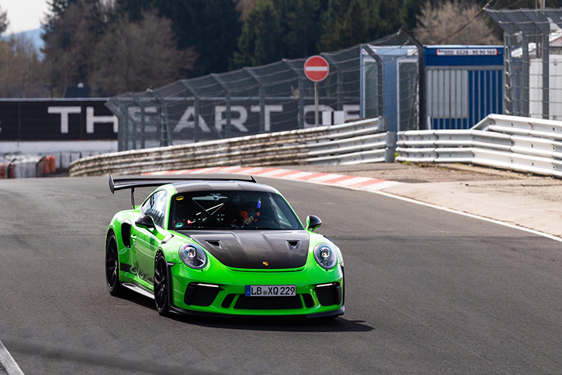 Cars with Jan Coomans. The Porsche 911 GT3 RS, and the man responsible for making it