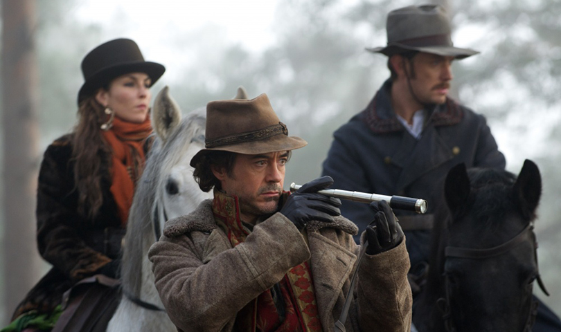 «Шерлок Холмс: Игра теней» (2011)