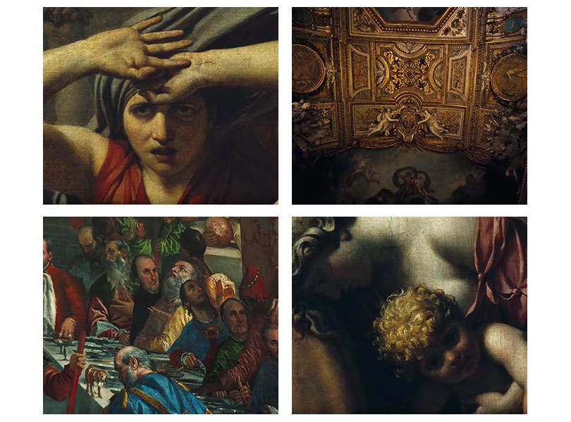 Лувр создал аудиотур помотивам клипа Бейонсе иДжей-зи