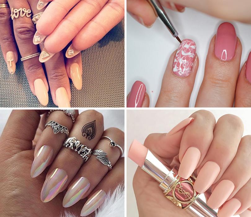 Уроки красоты сЕвгенией Ленц: «голливудские» ногти— новый тренд. Актуальная форма ногте а-ля 90-е
