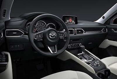 5причин присмотреться кновой Mazda CX-5. Причина №5: тихая радость общения