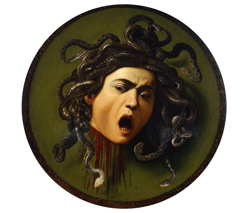 Опасная красота: Медуза Горгона отантичности донаших дней