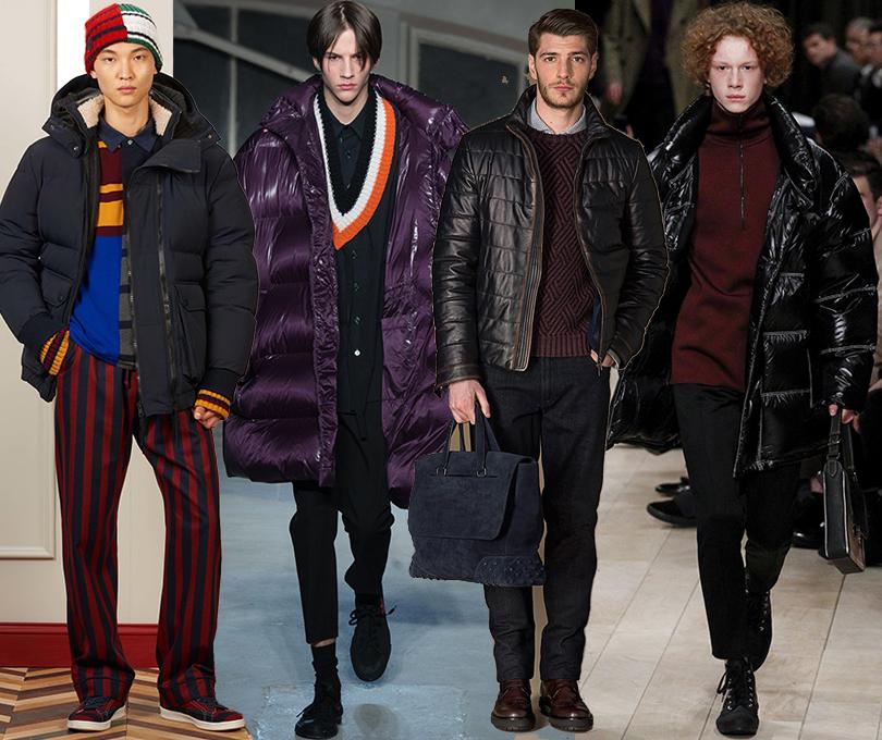Men inStyle: утепляемся совкусом. Какую верхнюю одежду носить вноябре? Tommy Hilfiger, Raf Simons, Tod's, Burberry, осень-зима 2016/17