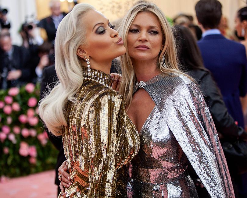Бал Института костюма – 2019: Рита Ора и Кейт Мосс (обе в Marc Jacobs)