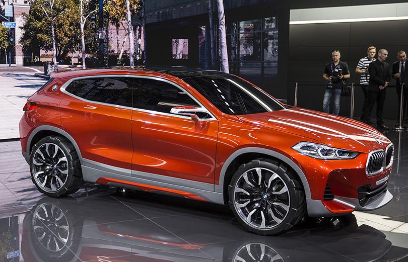 Авто с Яном Коомансом: что посмотреть на Парижском автосалоне. BMW X2