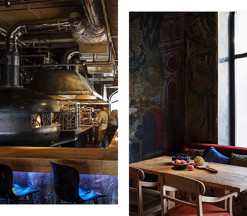 Новый ресторан: «Горыныч» наРождественском бульваре— нехлебом единым