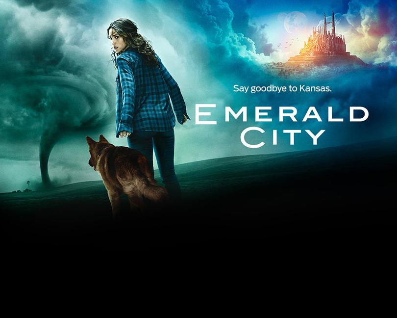Телесериал науикенд: что лучше всего смотреть нановогодних каникулах? «Изумрудный город» (премьера) с8января наTV1000 Premium HD