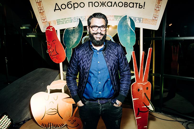 Открытие обновленного пространства Даниловского рынка: Уилльям Ламберти