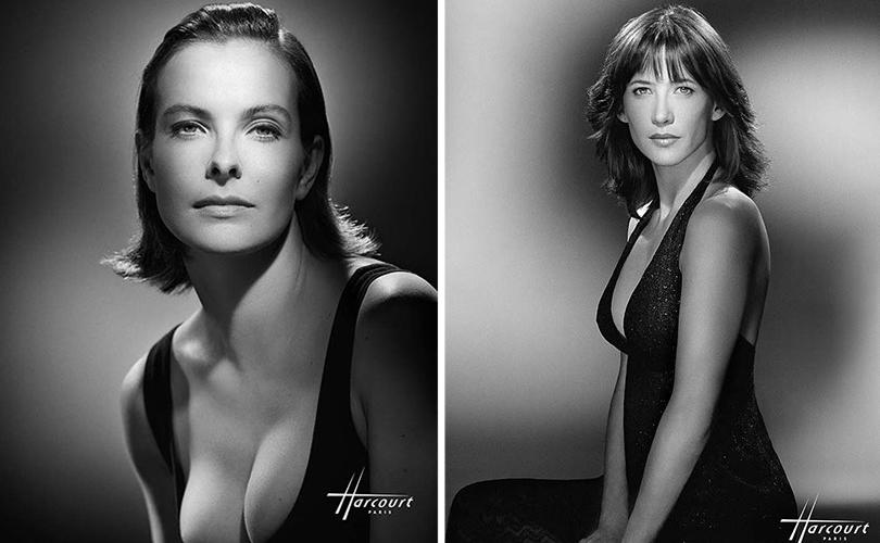 Кароль Буке (1995г.). Софи Марсо (2006г.)