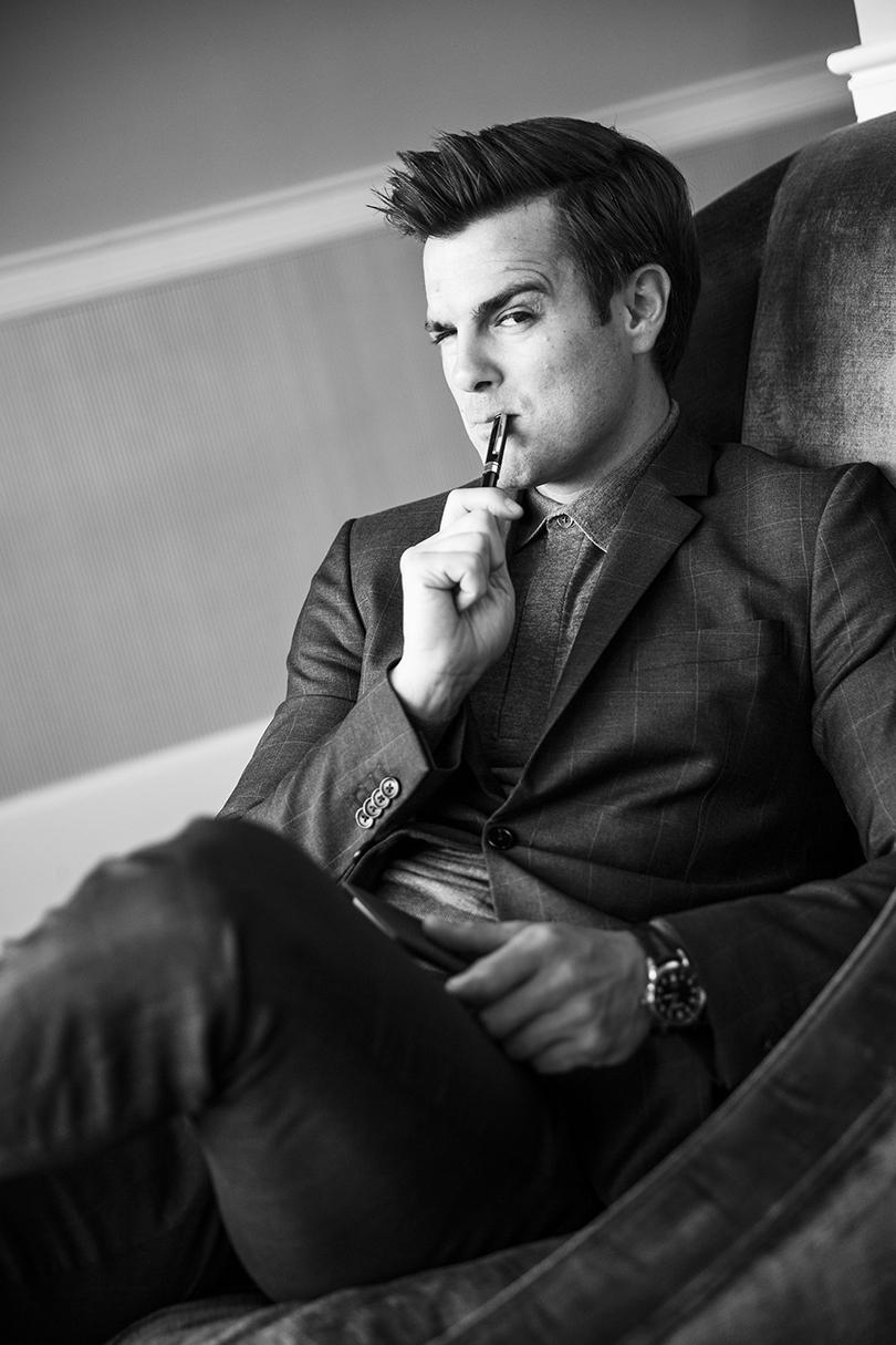 Men inPower: глава российского подразделения международного инвестиционного фонда GEMCORP Capital Альберт Сагирян