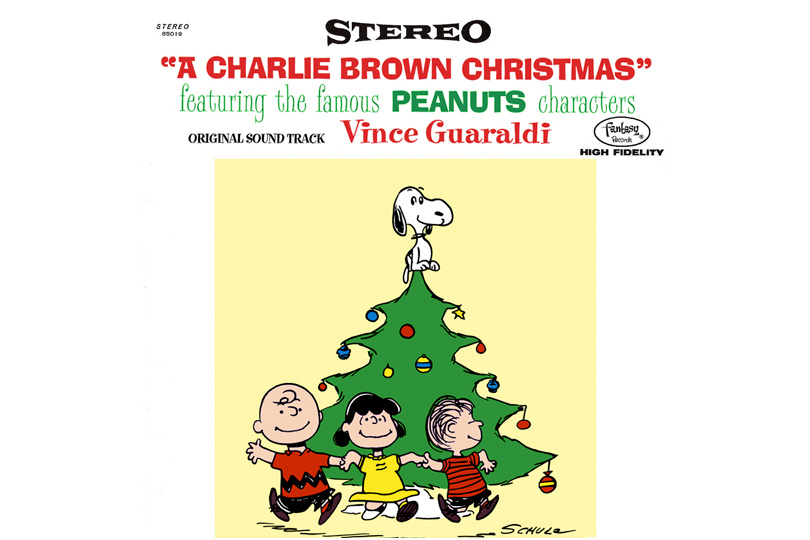Vince Guaraldi Trio— ACharlie Brown Christmas (Fantasy, 1965)