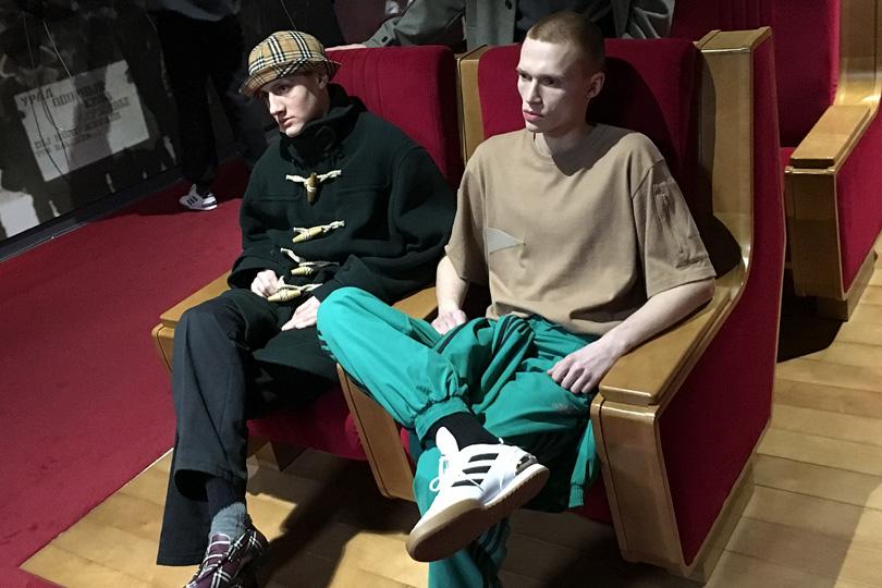Новые песни оглавном: вторая коллаборация Гоши Рубчинского иBurberry