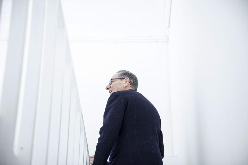Музей как пространство игры: интервью скуратором Жан-Юбером Мартеном