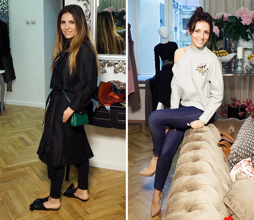 Светская хроника: модный дом ARAIDA открыл новый шоу-рум. Фира Чилиева. Карина Ошроева