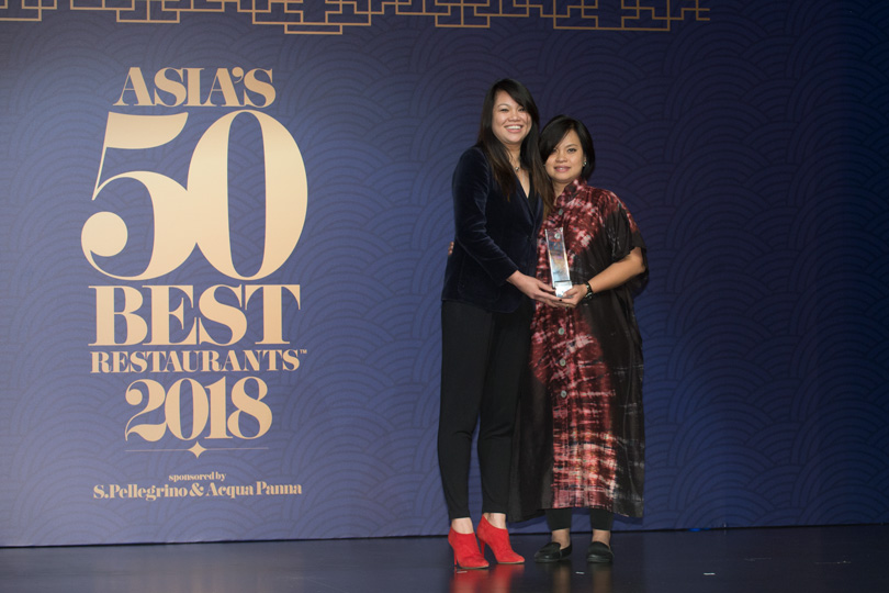 Би Сатонган— лучшая женщина—повар Азии 2018 (Paste, Бангкок, #31)