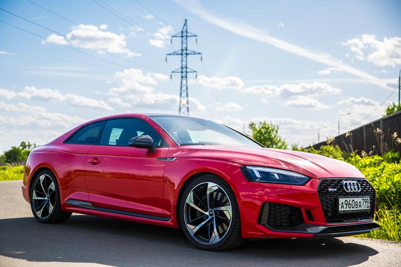 Авто сЯном Коомансом. Обзор Audi RS5: новое направление