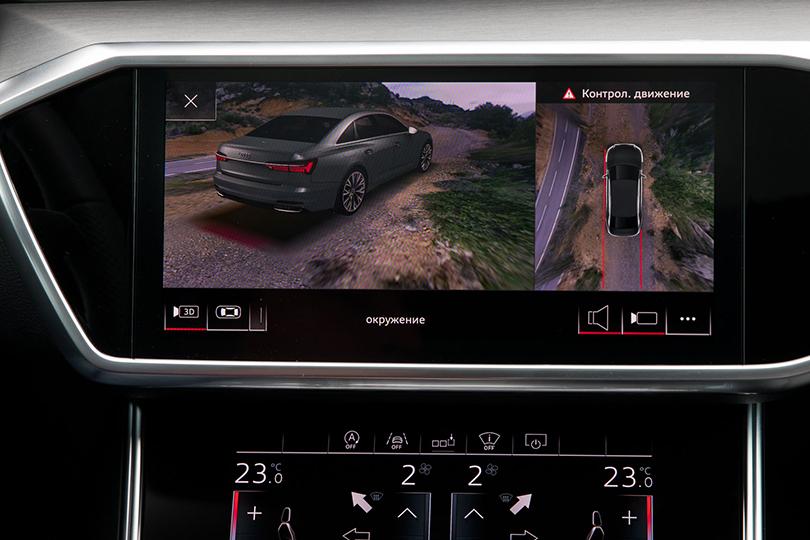 Авто с Яном Коомансом: новый Audi A6
