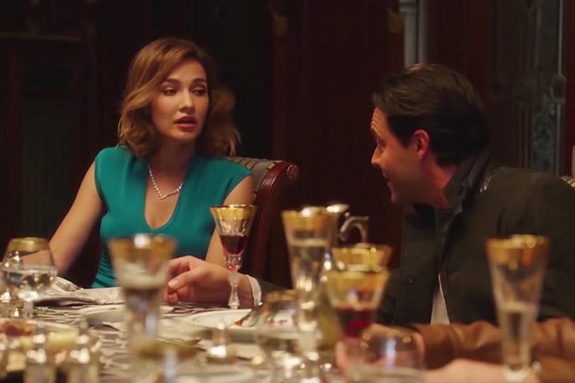 «Романовы» Премьера: 12октября, Amazon Prime