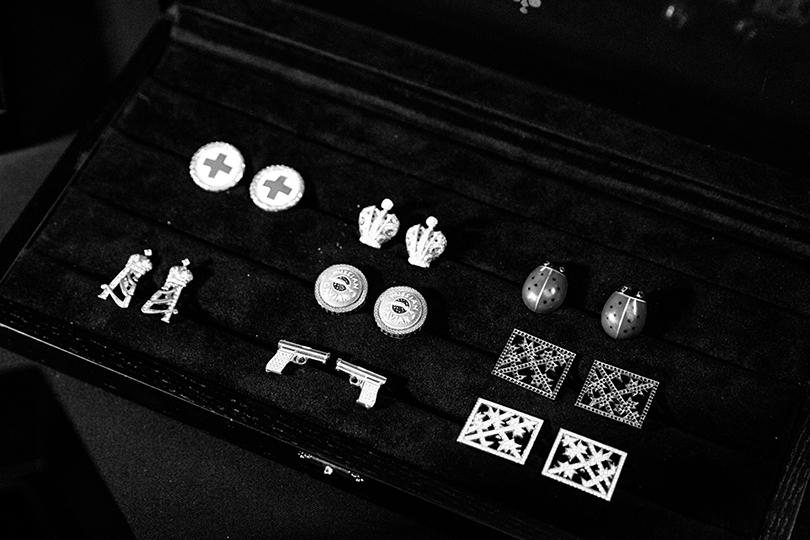 Презентация мужской коллекции украшений Axenoff Jewelry — The Man