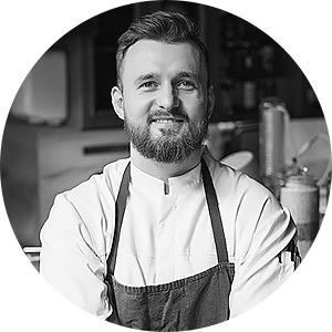 Михаил Геращенко, шеф-повар ресторана «Голодный— Злой»