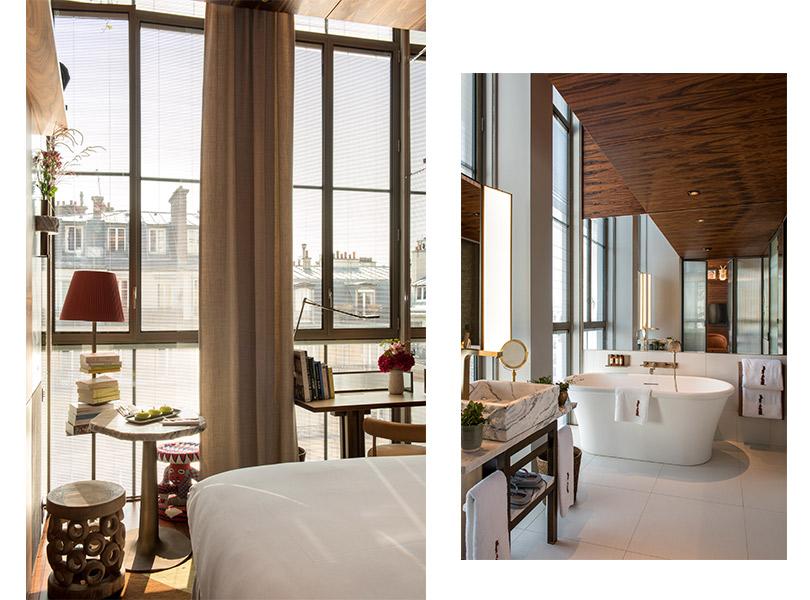 ИзПарижа слюбовью: встолице Франции откроется отель Brach попроекту Филиппа Старка