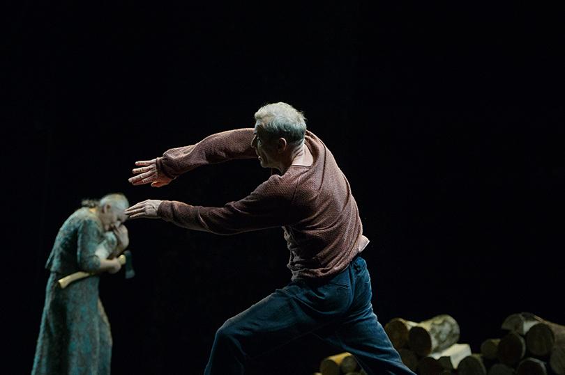 Балет: гала-закрытие «Context. Диана Вишнева» вСанкт-Петербурге. Ана Лагуна и Иван Ауцели