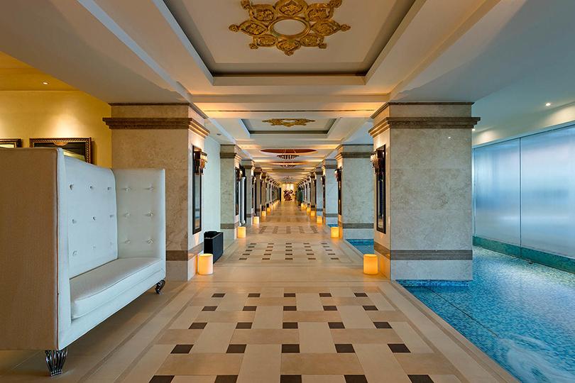 Titanic Mardan Palace, Турция