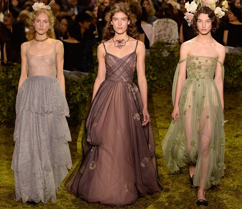 Style Notes: волшебный лабиринт Dior на Неделе высокой моды