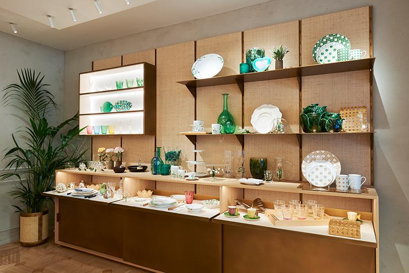 Место силы: на Авеню Монтень, 28 открылся новый бутик Dior Maison