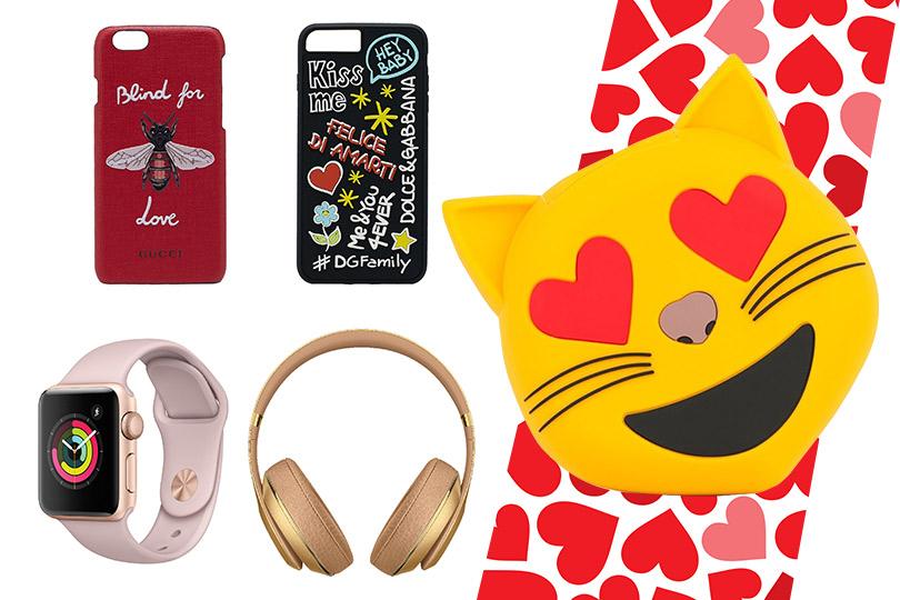 Чехлы для смартфона, Gucci иDolce &Gabbana «Умные» часы Apple Smart Watch Series3 Наушники, Beats XBalmain Аккумулятор, Mojipower (Aizel)