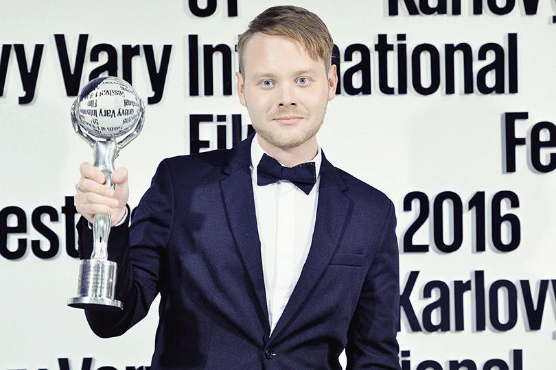 Иван Твердовский намеждународном кинофестивале вКарловых Варах (KVIFF)