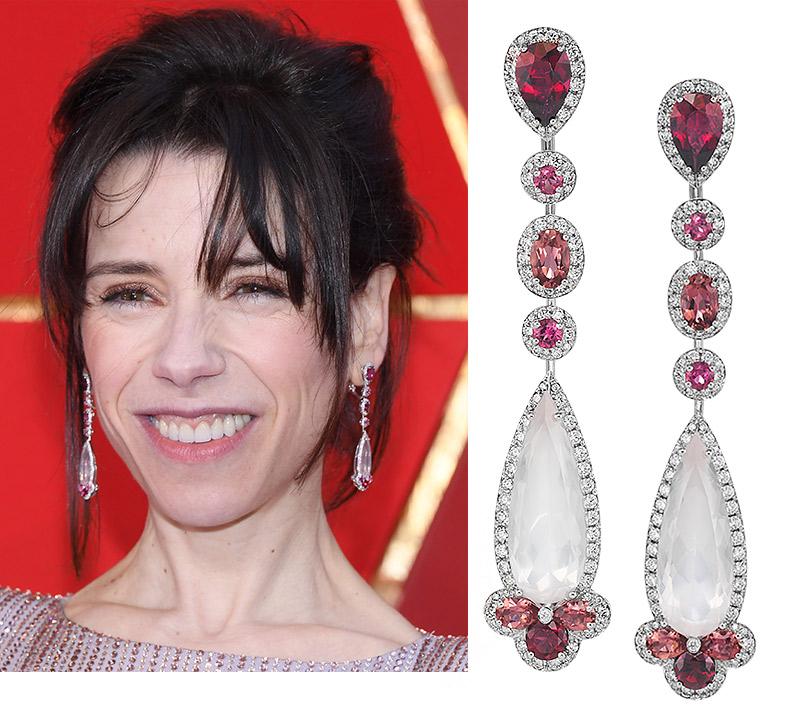 Часы &Караты: роскошные украшения церемонии «Оскар». Салли Хокинс