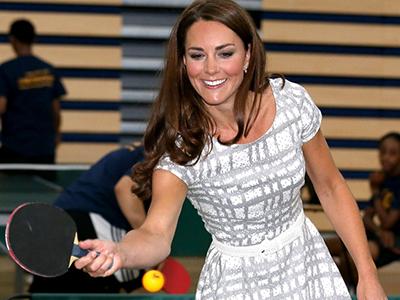 Кейт. Хобби: занималась греблей, любит лыжный спорт, умеет играть вкрикет, волейбол инастольный теннис